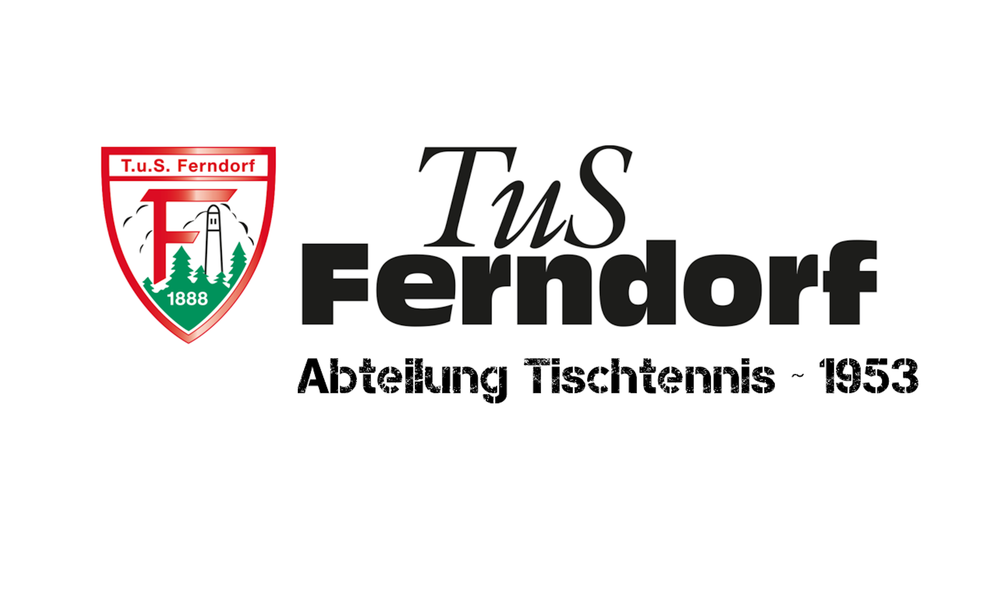 Abteilung Tischtennis - seit 1953